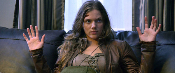 Tracy Spiridakos as Charlie Matheson on Revolution. Credit: Brownie Harris/NBC