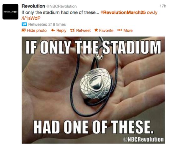 Revolution Tweet 2