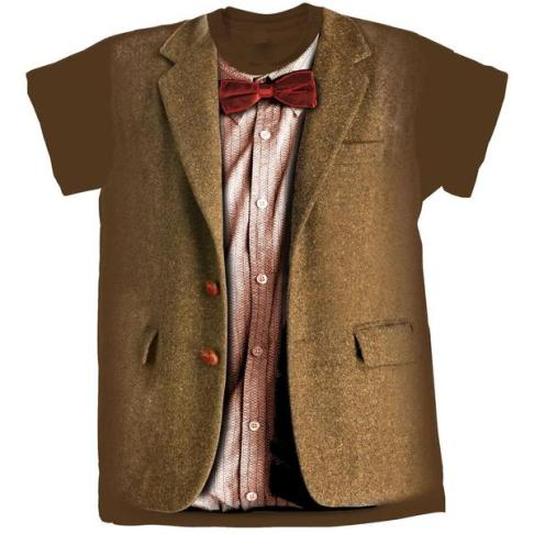 11th Doctor Costume from ForbiddenPlanet.com