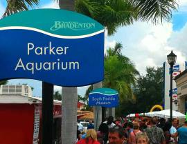 Parker-Aquarium